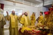 В день памяти равноапостольного Кирилла, учителя Словенского, в столице Калмыкии прошли церковные торжества