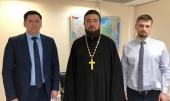 Представитель Синодального комитета по взаимодействию с казачеством встретился с помощником руководителя Росмолодежи