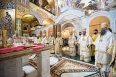 Предстоятель Украинской Православной Церкви посетил Черногорию