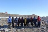 В Антарктиде освящено место строительства православного храма-часовни