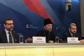 На пресс-конференции в РИА «Новости» представители Церкви рассказали о том, как относиться к угрозе коронавируса