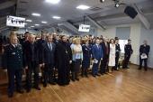 Сотрудники Синодального комитета по взаимодействию с казачеством приняли участие в форуме казачьей молодежи в Москве
