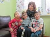Свято-Софийский социальный дом подвел итоги первых пяти лет работы