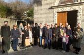 При участии Русской Православной Церкви в Черногории прошла зимняя сессия Международной духовной академии святого Евстатия