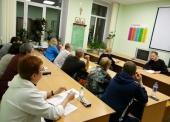 В Нижнем Новгороде подготовят руководителей приходских обществ трезвости