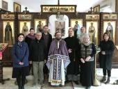В Представительстве Русской Православной Церкви в Дамаске состоялось празднование Торжества Православия