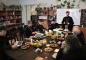 В Санкт-Петербургской духовной академии прошел круглый стол памяти архиепископа Михаила (Мудьюгина)
