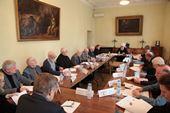 В Издательском Совете состоялось заседание Палаты попечителей Патриаршей литературной премии