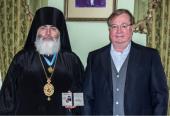 В Ленинградской области учреждено региональное отделение Императорского православного палестинского общества