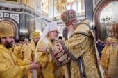 Священный Синод утвердил кандидатуры викарных архиереев, избранные собранием Архиепископии западноевропейских приходов русской традиции