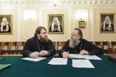 Состоялась встреча председателя Финансово-хозяйственного управления Московского Патриархата и директора ХПП «Софрино»