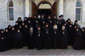 В Ессентуках проходит региональный круглый стол «Практические аспекты принятия в монастырь. Келейное правило монашествующих»