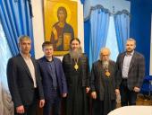 Развитие социальных проектов Курганской епархии обсудили в Синодальном отделе по церковной благотворительности