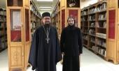Представитель Русской Православной Церкви посетил духовную академию Сирийской Ортодоксальной Церкви