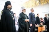 В Якутии состоялось открытие выставки-форума «Радость Слова» и IX Православного съезда молодежи Якутии
