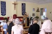 Клирик Русской Православной Церкви совершил Литургию в столице Намибии