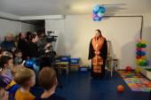 При поддержке «Православной инициативы» в Североморской епархии открыт Центр развития детей и семейного досуга