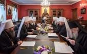 В Киеве проходит первое в 2020 году заседание Синода Украинской Православной Церкви