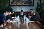 На заседании комиссии Межсоборного присутствия по церковному праву обсудили новые темы, порученные Священным Синодом