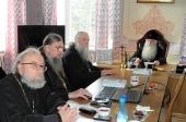 Состоялось пленарное заседание Синодальной богослужебной комиссии
