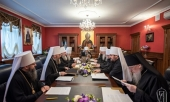 Ukrainian Orthodox Church Holy Synod meets at Kiev Laura of the Caves
