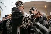 Иеромонах Артемий (Кузьмин), избранный епископом Таганрогским, возведен в сан архимандрита