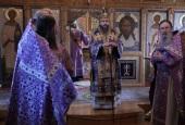 В Оптиной пустыни отметили 30-летие второго освящения Иоанно-Предтеченского скита
