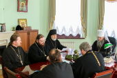 Канонизацию архимандрита Антонина (Капустина) обсудили на Архиерейском совете Курганской митрополии