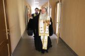 Глава Орловской митрополии освятил новый корпус областного суда