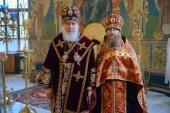 Иеромонах Иосиф (Королев), избранный викарием Калужской епархии, возведен в сан архимандрита