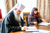 Архангельская епархия и Северный Арктический федеральный университет подписали соглашение о сотрудничестве