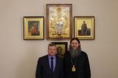 Курганская епархия и Правительство Зауралья создадут рабочую группу по реставрации храмов-памятников