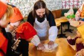 Магнитогорская епархия организовала детский праздник в день памяти 40 мучеников Севастийских