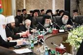 Иерусалим и братская встреча в Аммане