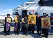 В Петропавловской епархии организована помощь во время пандемии