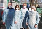 Церковь в коронавирус: центры помощи развернуты по всей стране