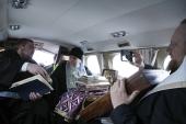 Крестный ход по воздуху состоялся в Ярославской митрополии