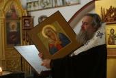 Объезд города с иконой Пресвятой Богородицы «Умиление» состоялся в Калининграде