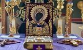 Епископ Бирский Спиридон совершил объезд города Бирска с чтимой иконой «Плач Божией Матери»