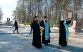 Вокруг Томска состоялся крестный ход с чудотворной иконой Божией Матери