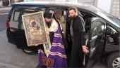 Состоялся крестный ход вокруг Ейска с иконой Богородицы «Иверская»