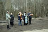 Автомобильный крестный ход со святынями состоялся в Галичской епархии