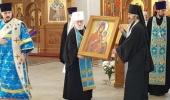 Митрополит Таллинский Евгений совершил объезд города Таллина с иконой Божией Матери «Скоропослушница»