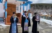 Молитва о защите от коронавирусной инфекции вознесена на самой высокой точке Златоуста