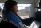 В Димитровграде совершен автомобильный крестный ход