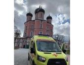 Московская больница святителя Алексия начала выездное тестирование насельников столичных монастырей