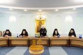 Обращение Синода Белорусской Православной Церкви в связи с угрозой распространения коронавирусной инфекции