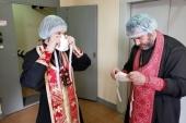 В.Р. Легойда: Священнослужители сегодня оказались «на переднем крае»