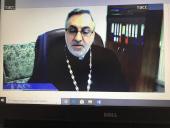 Состоялся онлайн-брифинг о праздновании Пасхи в Санкт-Петербургской епархии