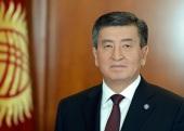 Поздравление Президента Кыргызской Республики С.Ш. Жээнбекова с праздником Пасхи